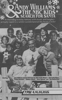 Andy Williams and the NBC Kids Search for Santa (1985)
