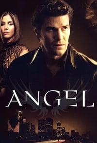 copertina serie tv Angel 1999