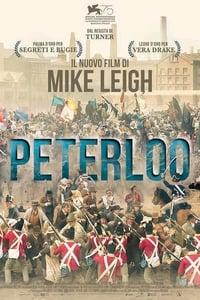 copertina film Peterloo 2018