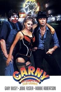 copertina film Carny+un+corpo+per+due+uomini 1980