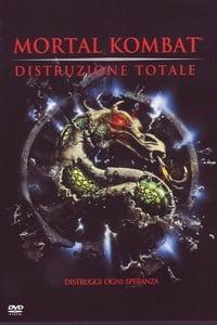 copertina film Mortal+Kombat+-+Distruzione+totale 1997