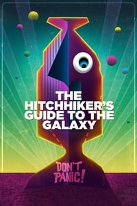 copertina serie tv The+Hitchhiker%27s+Guide+to+the+Galaxy 1981