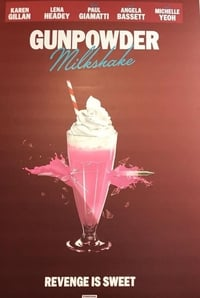 Gunpowder Milkshake