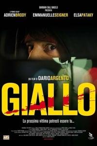 copertina film Giallo 2010
