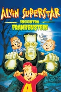 copertina film Alvin+e+i+Chipmunks+incontrano+Frankenstein 1999