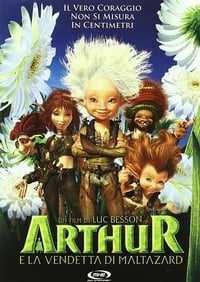 copertina film Arthur+e+la+vendetta+di+Maltazard 2009