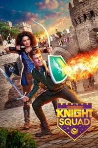 copertina serie tv Knight+Squad 2018