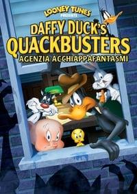 copertina film Daffy+Duck%27s+Quackbusters+-+Agenzia+acchiappafantasmi 1988