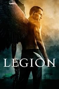 copertina film Legion 2010