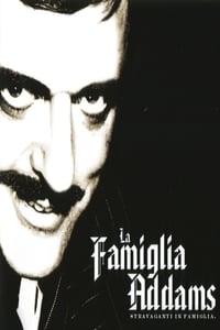 copertina serie tv La+famiglia+Addams 1964