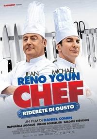 copertina film Chef 2012