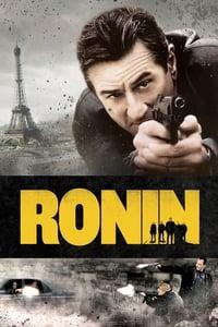 copertina film Ronin 1998