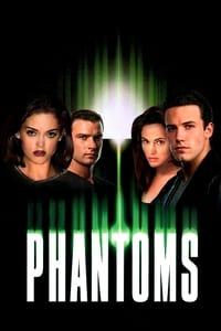 copertina film Phantoms 1998