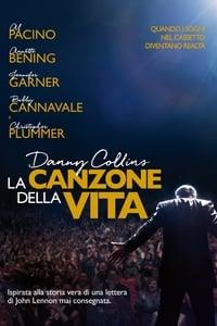 copertina film La+canzone+della+vita+-+Danny+Collins 2015