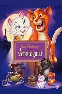 copertina film Gli+Aristogatti 1970