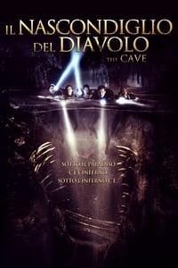 copertina film Il+nascondiglio+del+diavolo+-+The+cave 2005