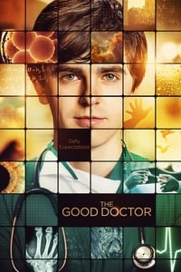 copertina serie tv The+Good+Doctor 2017