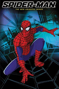 copertina serie tv Spider-Man%3A+The+New+Animated+Series 2003