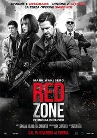 copertina film Red+Zone+-+22+Miglia+di+Fuoco 2018