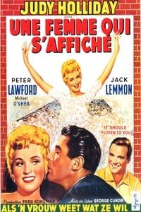 Une femme qui s'affiche (1954)
