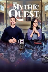 copertina serie tv Mythic+Quest 2020