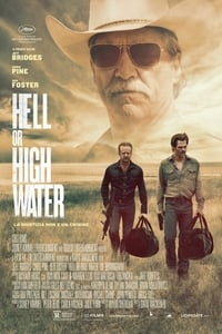 copertina film Hell+or+High+Water 2016