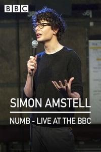 copertina film Simon+Amstell%3A+Numb+-+Live+at+the+BBC 2012