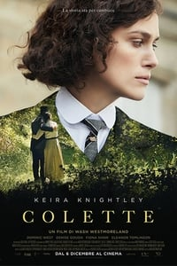 copertina film Colette 2018