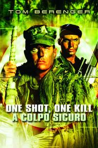 copertina film One+Shot+One+Kill+-+A+colpo+sicuro 1993