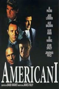 copertina film Americani 1992