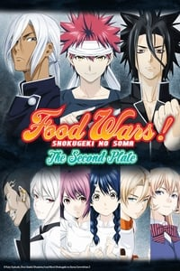 Food Wars!: Shokugeki no Soma 2×2