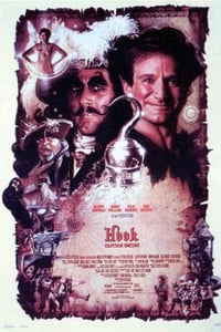 copertina film Hook+-+Capitan+Uncino 1991