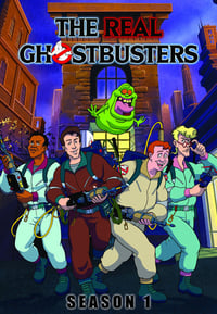 The Real Ghostbusters S01E02