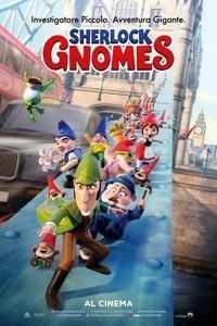 copertina film Sherlock+Gnomes 2018