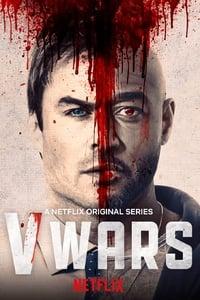 copertina serie tv V+Wars 2019