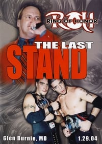 ROH The Last Stand
