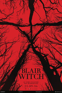 copertina film Blair+Witch 2016