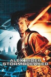 copertina film Alex+Rider%3A+Stormbreaker 2006