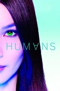 copertina serie tv Humans 2015