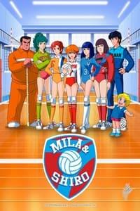 copertina serie tv Mila+e+Shiro+-+Due+cuori+nella+Pallavolo 1984