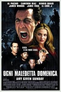 copertina film Ogni+maledetta+domenica 1999