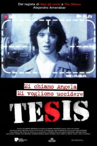 copertina film Tesis 1996