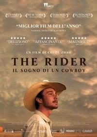 copertina film The+Rider+-+Il+sogno+di+un+cowboy 2017