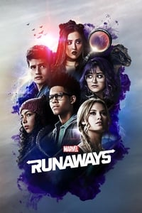 copertina serie tv Marvel%27s+Runaways 2017