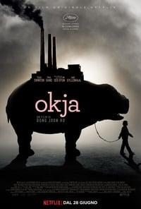 copertina film Okja 2017