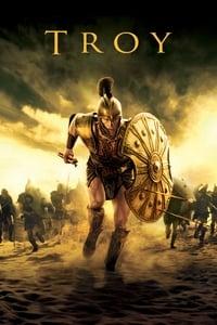 copertina film Troy 2004