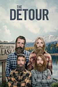 copertina serie tv The+Detour 2016