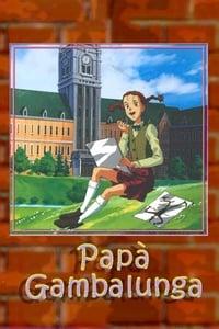 copertina serie tv Pap%C3%A0+Gambalunga 1990