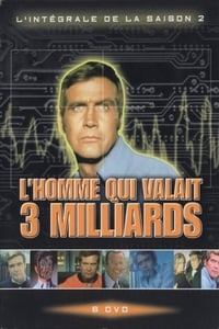 The Six Million Dollar Man S02E17