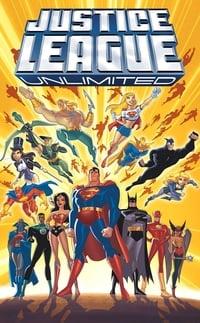 copertina serie tv Justice+League+Unlimited 2004